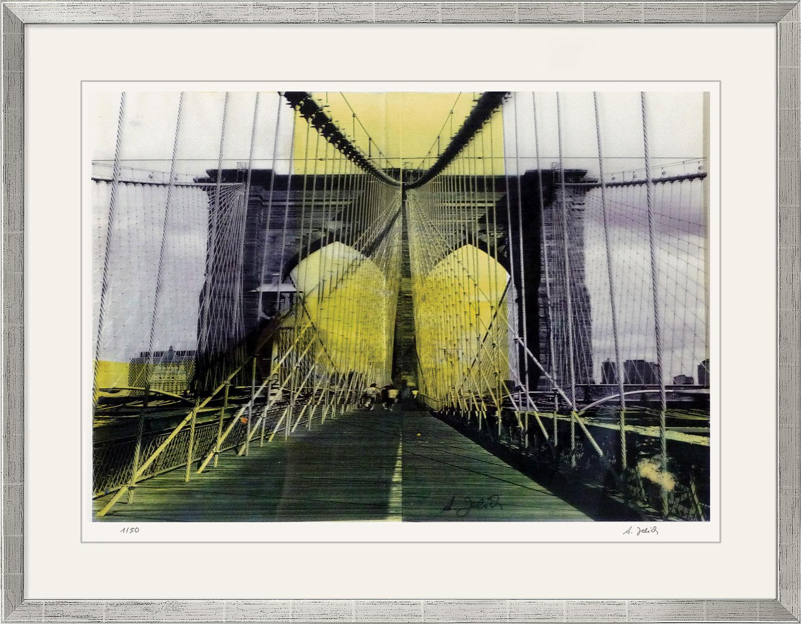 "Bild ""Brooklyn Bridge New York"" (2009)"