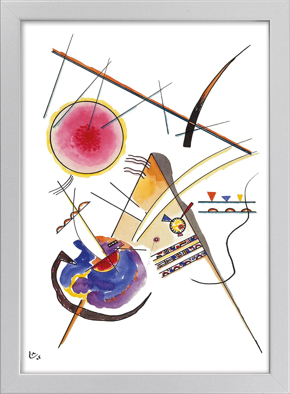 "Bild ""Komposition"" (1925), gerahmt"