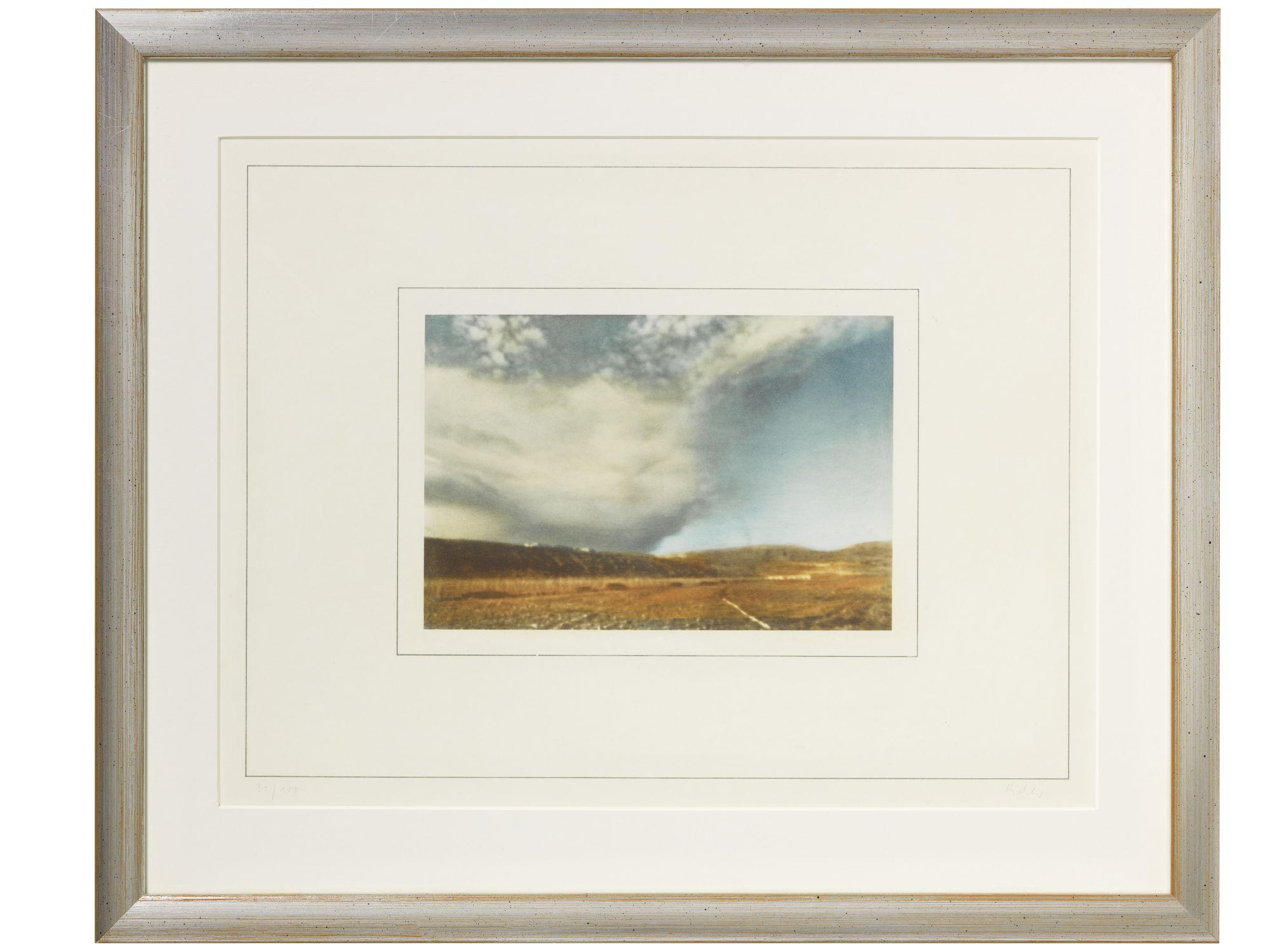 "Bild ""Kanarische Landschaft I-d"" (1971)"