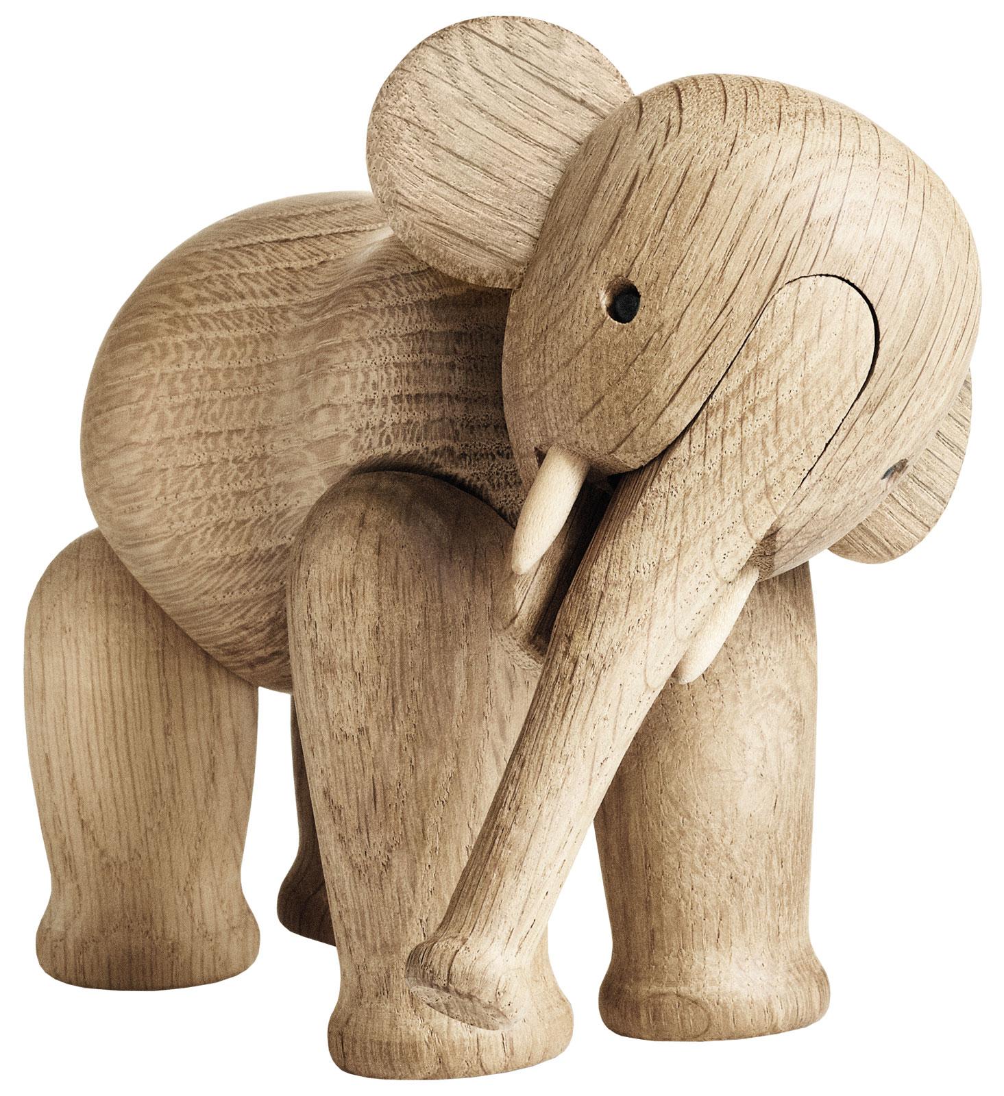 """Holzfigur """"Elefant"""""""