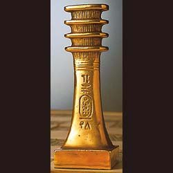 """Ägyptisches Schachspiel: """"Das Spiel der Götter"""""""