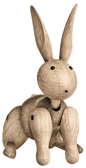 "Holzfigur ""Kaninchen"""