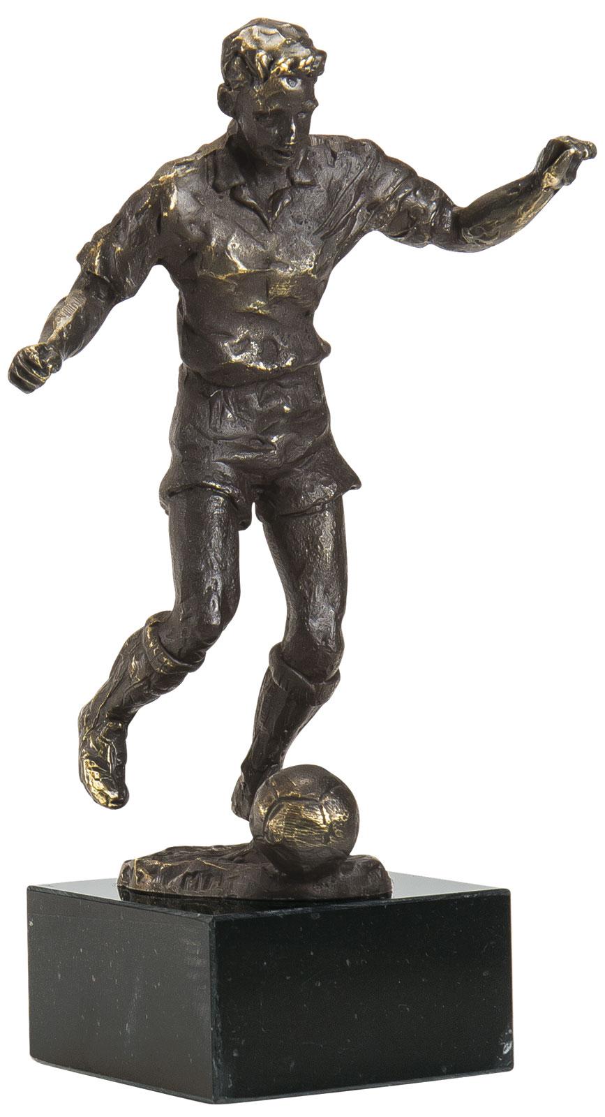 """Skulptur """"Fußballer"""""""