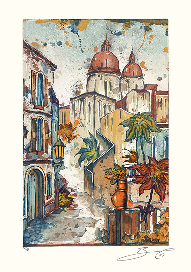 "Bild ""Venedig II"" (2007), ungerahmt"