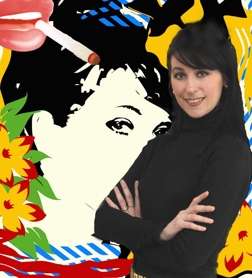 Porträt der Künstlerin Ulrike Langen