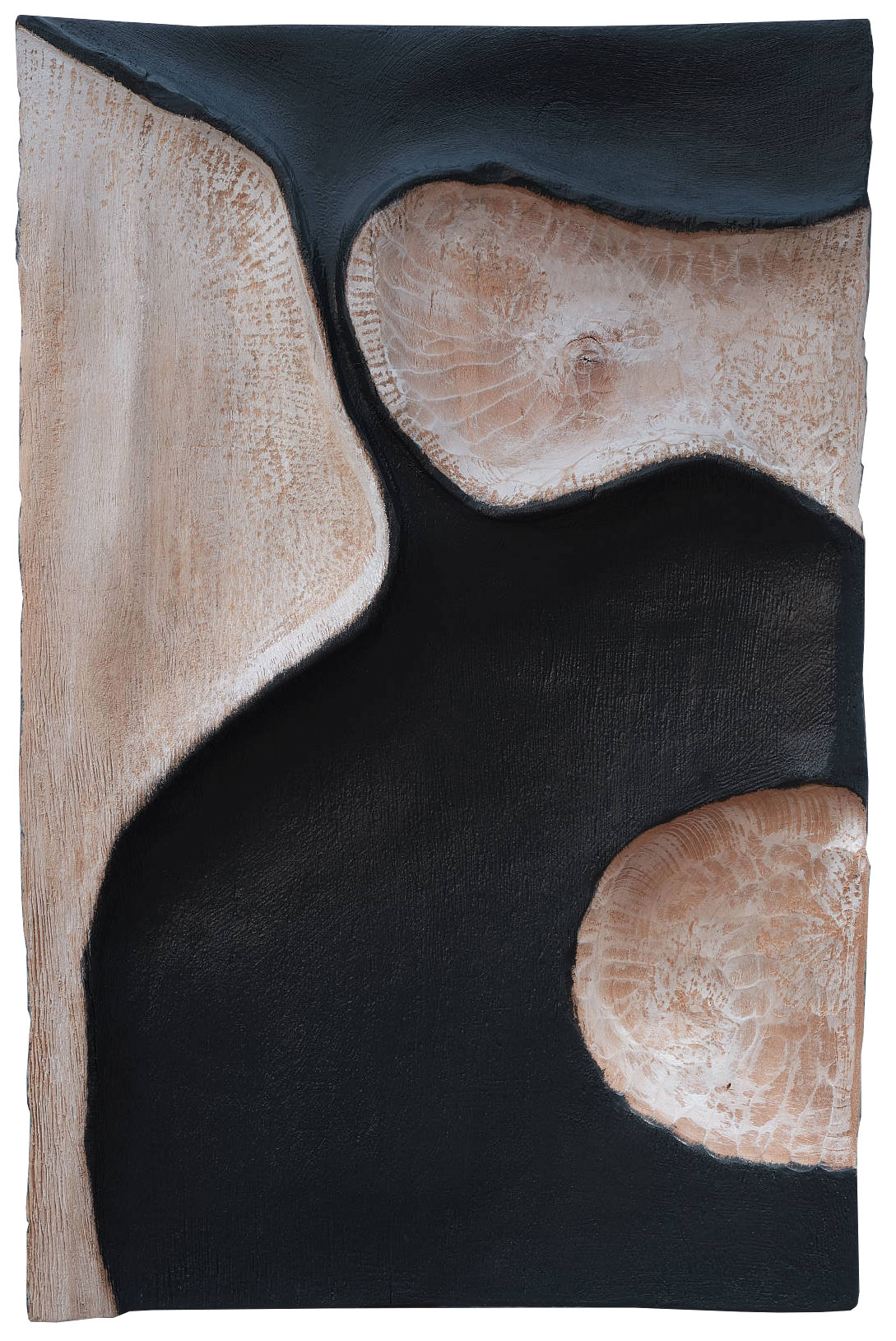 "Wandskulptur ""#0621"" (2021) (Original / Unikat), Holz"