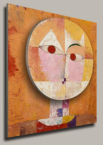 "Bild ""Baldgreis"" (1922), Dimension 2"