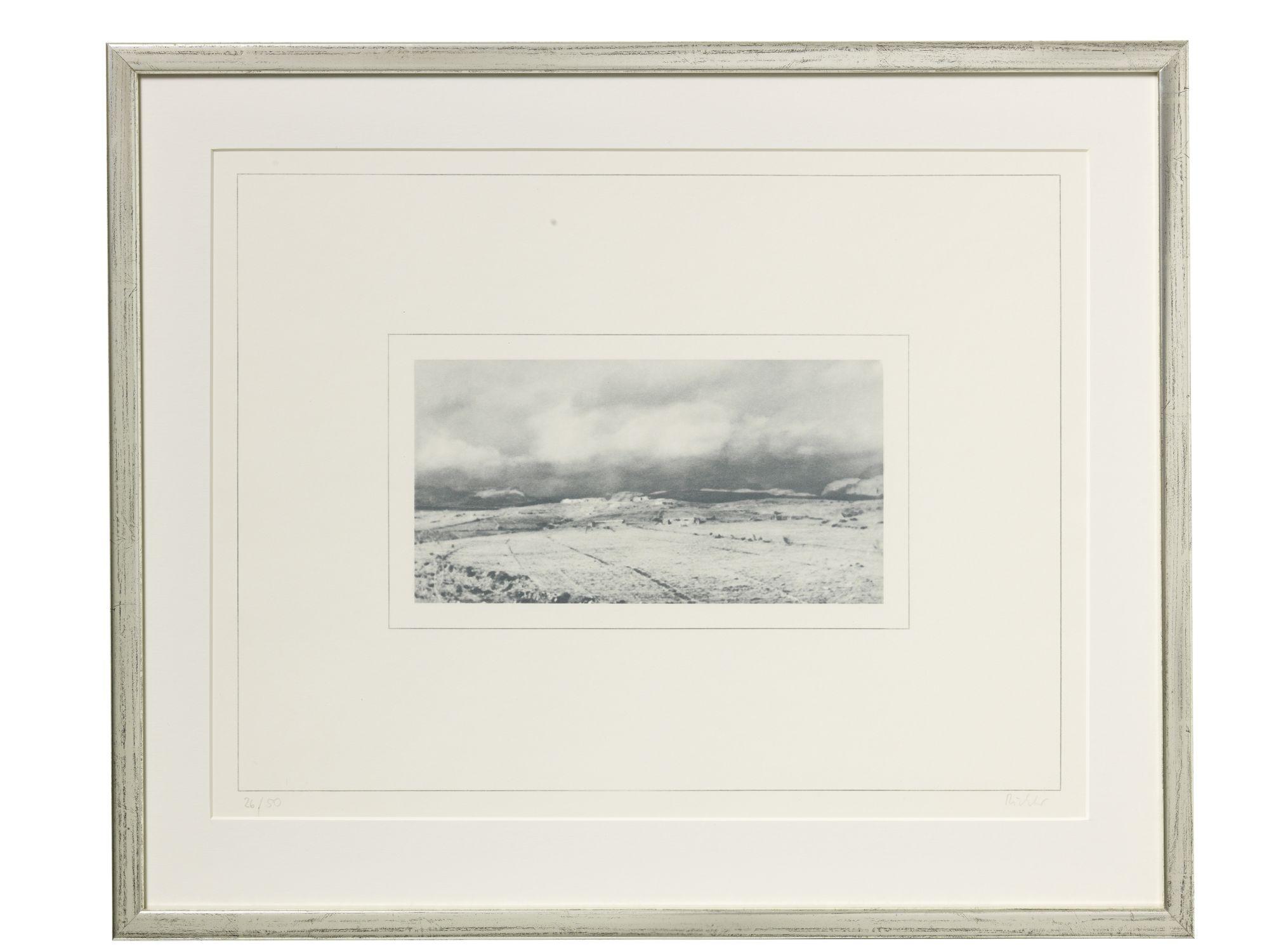 """Bild """"Kanarische Landschaften II-e"""" (1971)"""