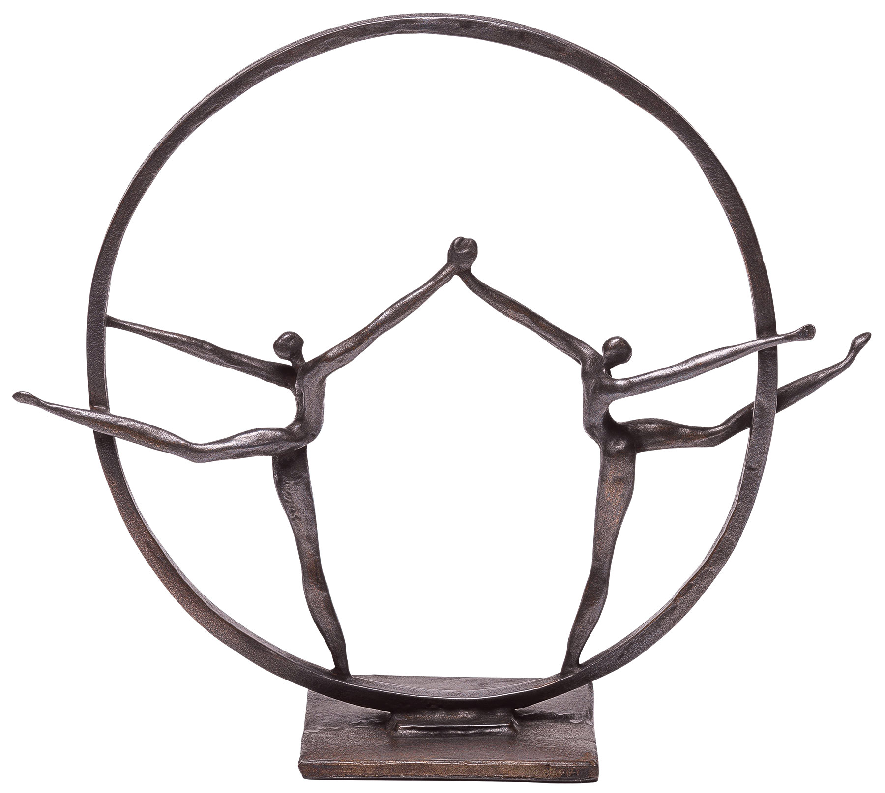 "Skulptur ""Tanz des Lebens"""