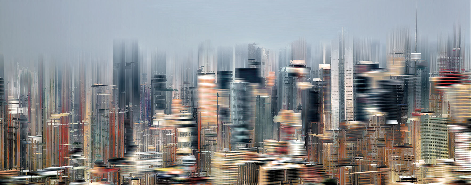"Bild ""New York I"" (2007)"