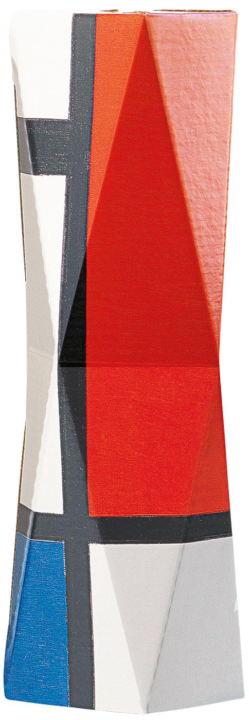 """SNUG.VASE HIGH: """"Piet Mondrian - Komposition in Rot, Blau und Gelb"""" (1930)"""