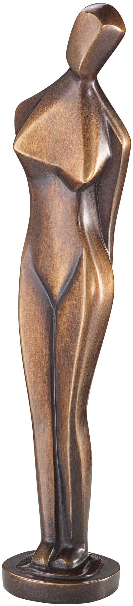 """Skulptur """"Stehende"""" (1929), Reduktion in Bronze"""