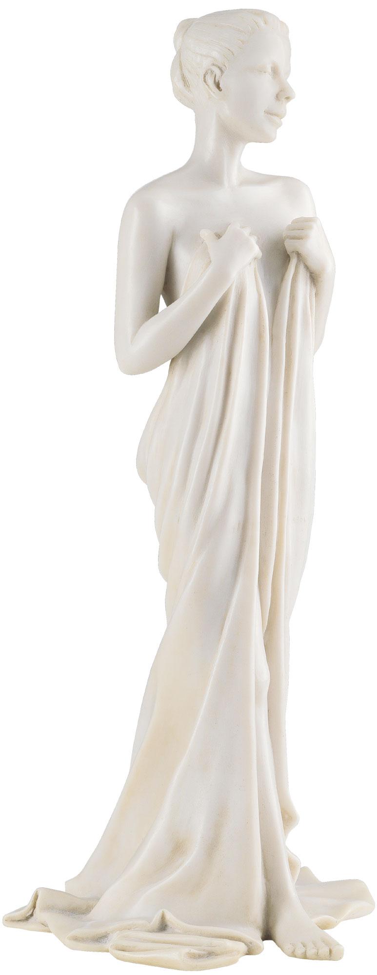 """Skulptur """"Lisa"""", Version in Kunstmarmor"""