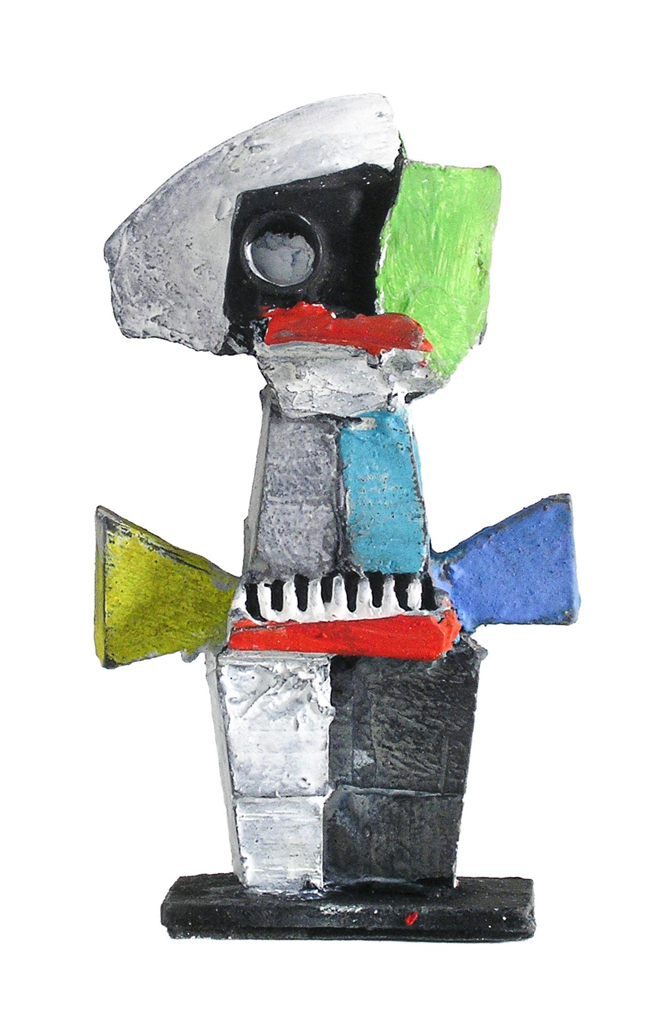 """Skulptur """"Figur 1"""" (2019), Bronze"""