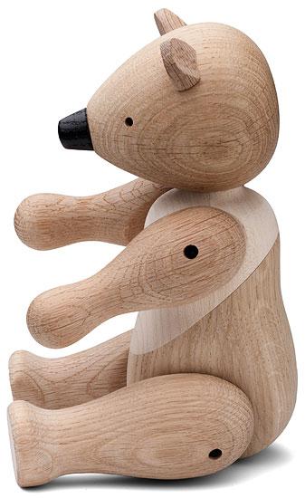 """Holzfigur """"Bär"""""""