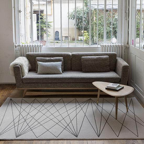"Teppich ""Polygon"" (160 x 230 cm)"