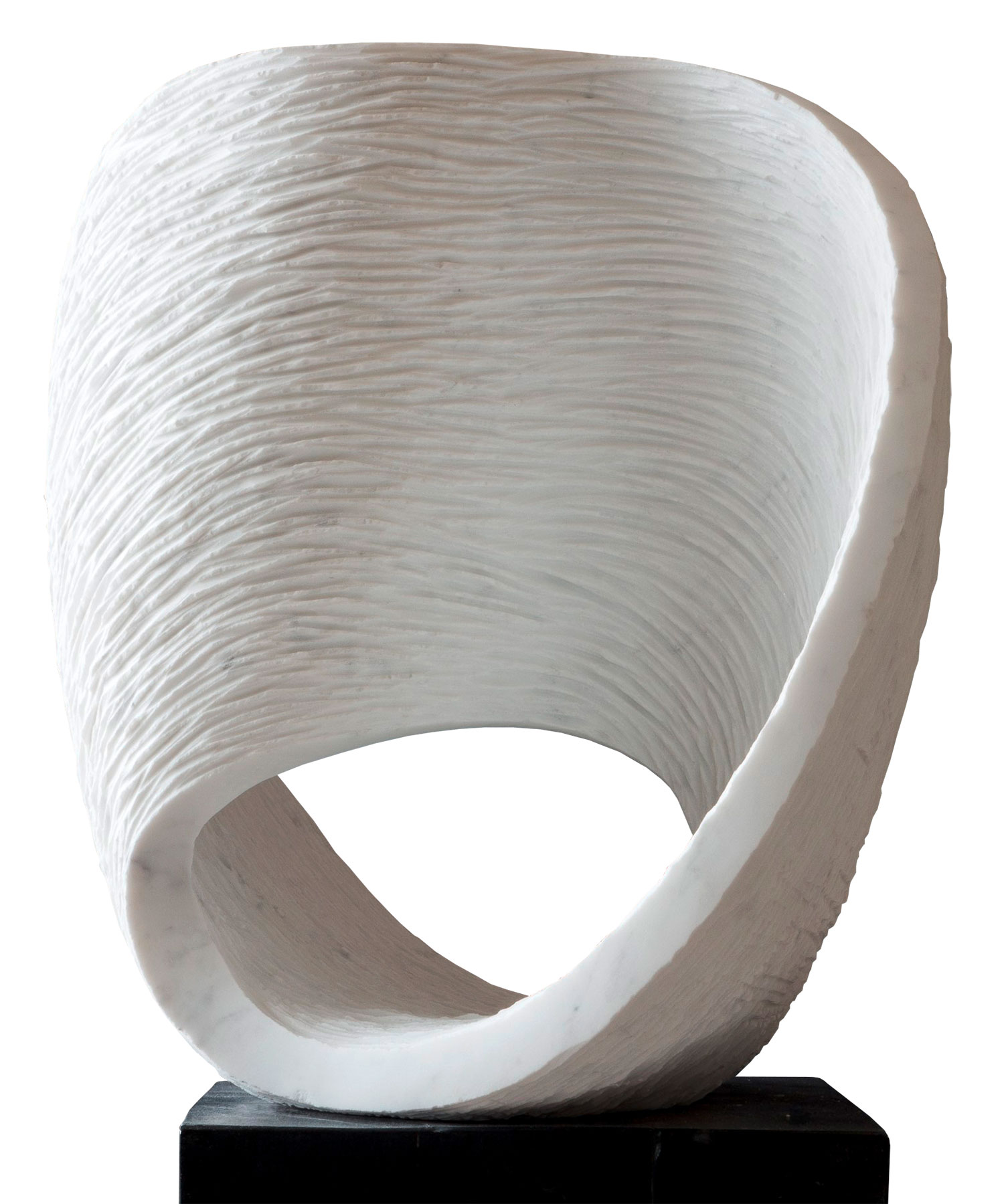 "Skulptur ""Max"" (2018) (Original / Unikat), Marmor"