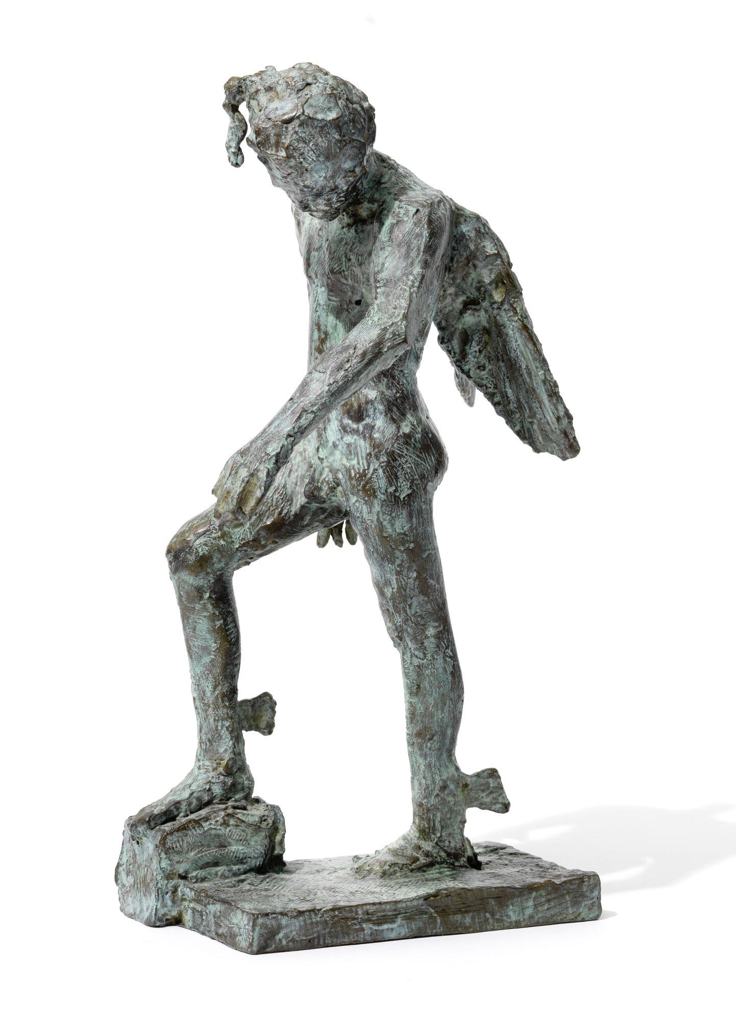 "Skulptur ""Kairos"" (2017), Bronze"