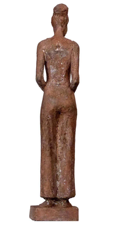 """Skulptur """"Gemeinsam"""" (2012), Steinguss"""