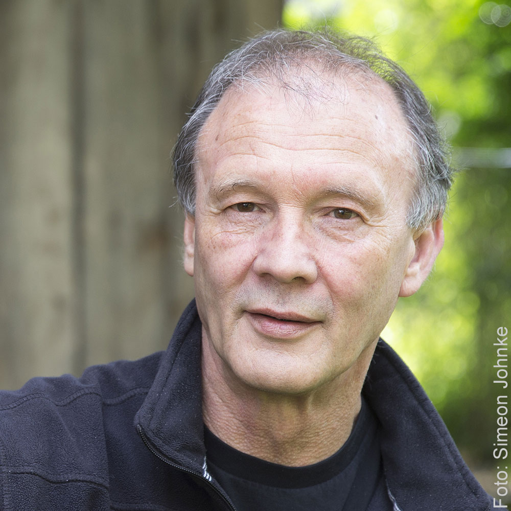 Porträt des Künstlers Ottmar Hörl