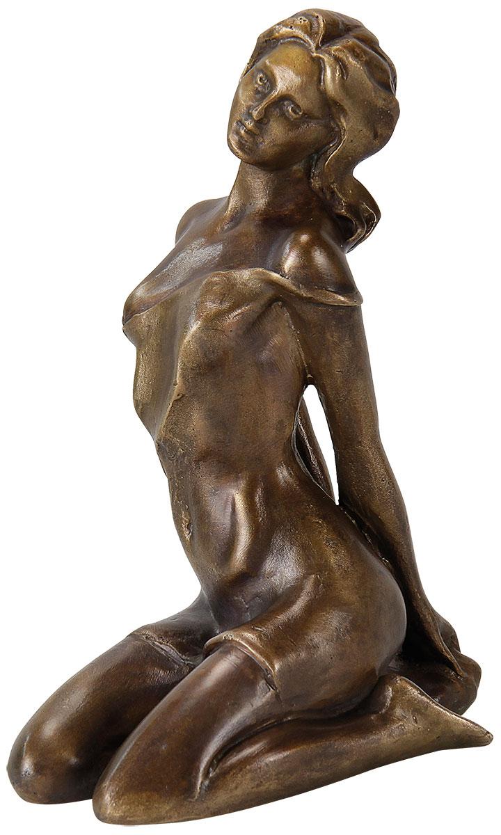 """Skulptur """"IOS"""", Bronze"""
