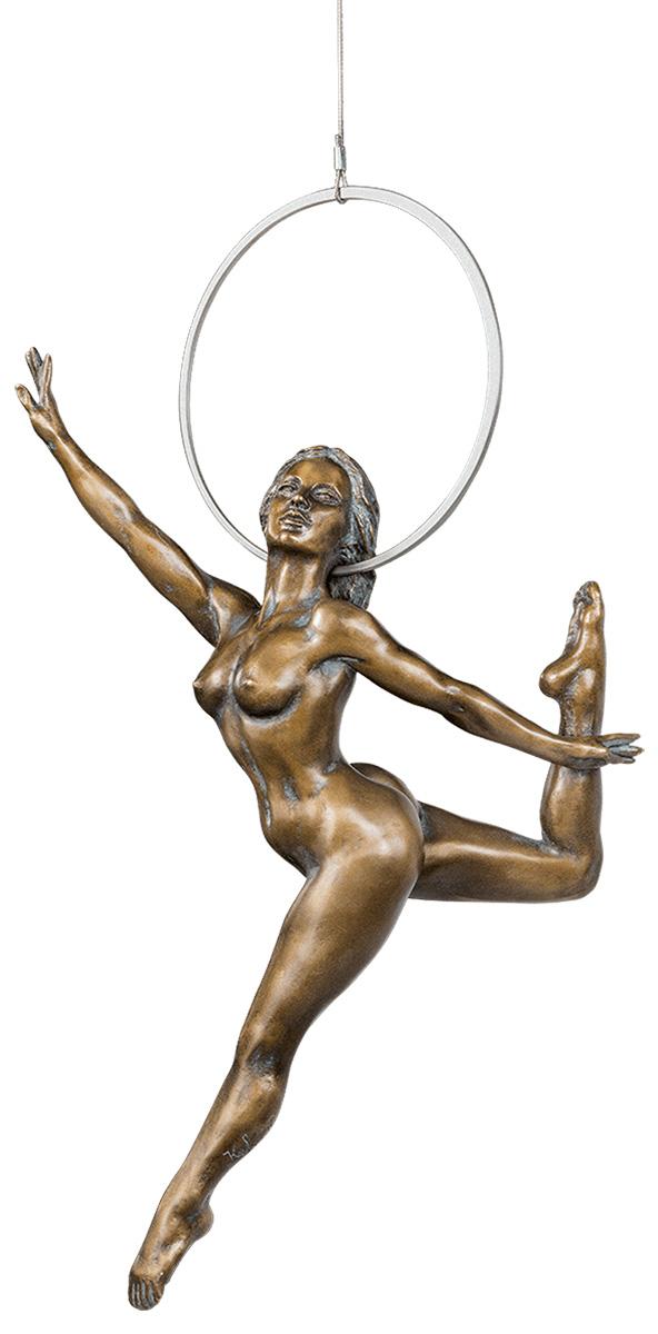 """Skulptur """"Hadar"""", Bronze"""