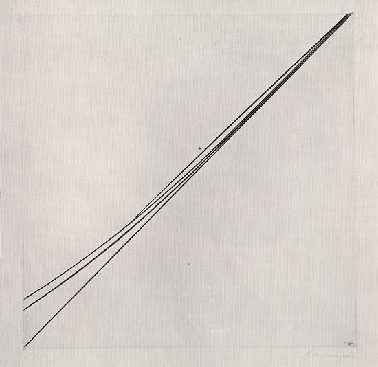 """Bild """"Ohne Titel"""" (1973)"""