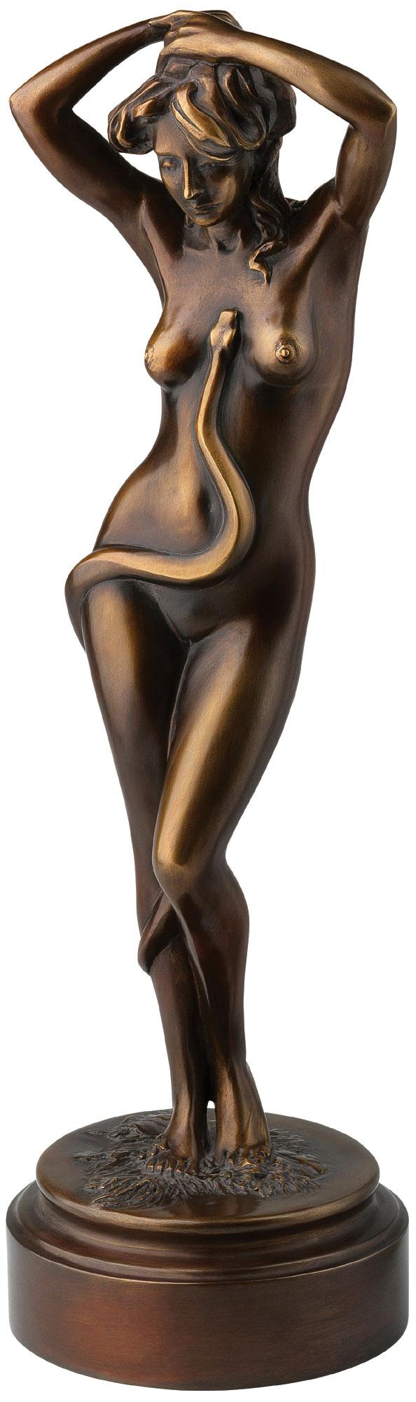"""Skulptur """"Eva"""", Version in Bronze"""