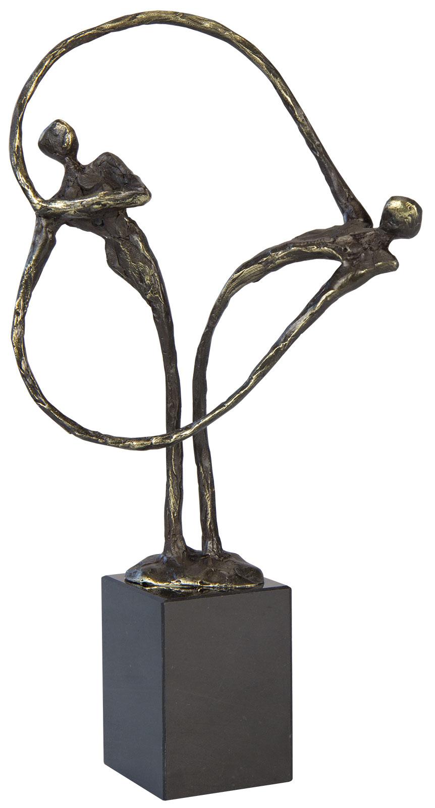 """Skulptur """"Heart to heart"""""""