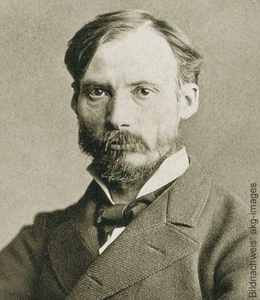 Porträt des Künstlers Auguste Renoir