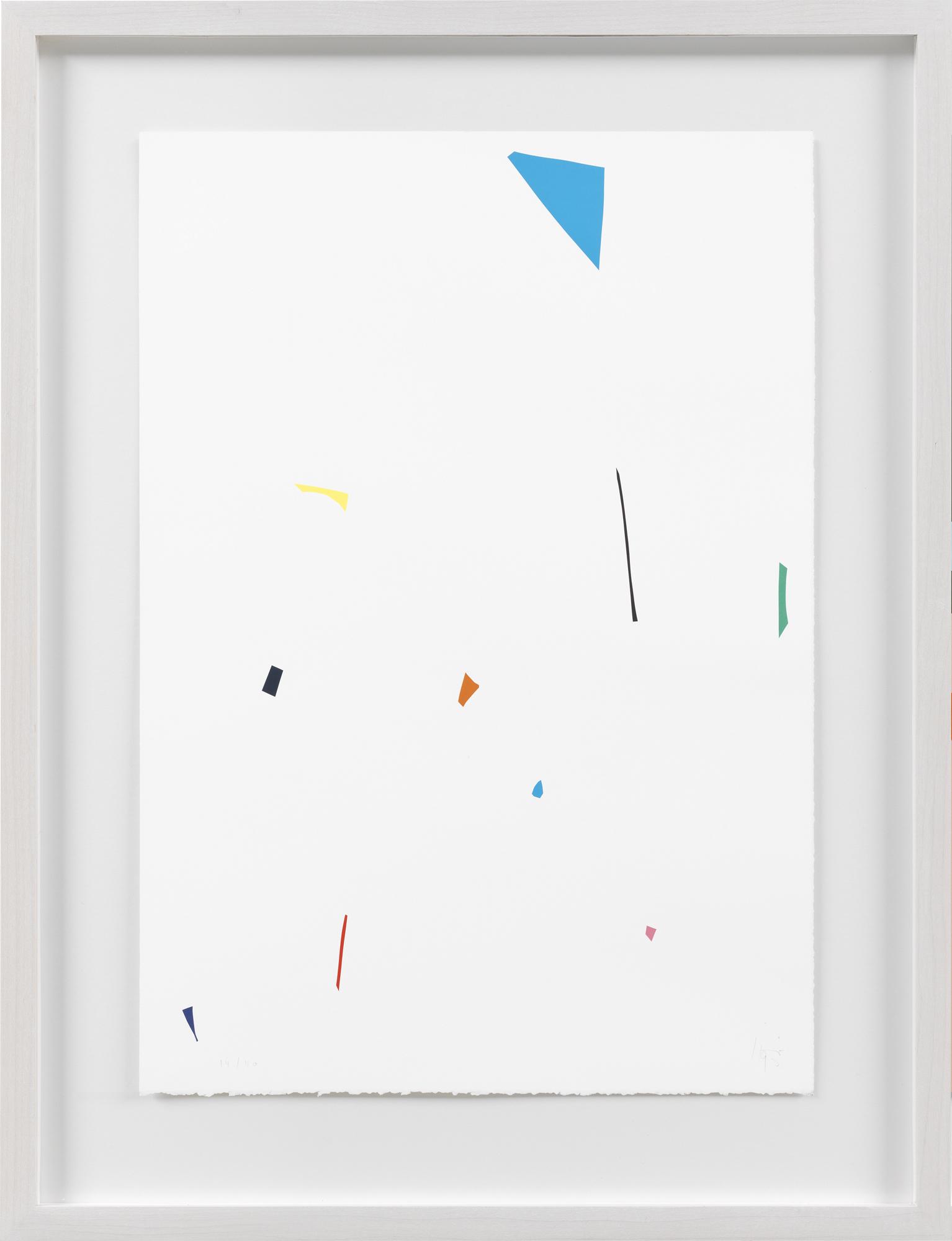 """Bild """"ohne Titel (2)"""" (1995)"""