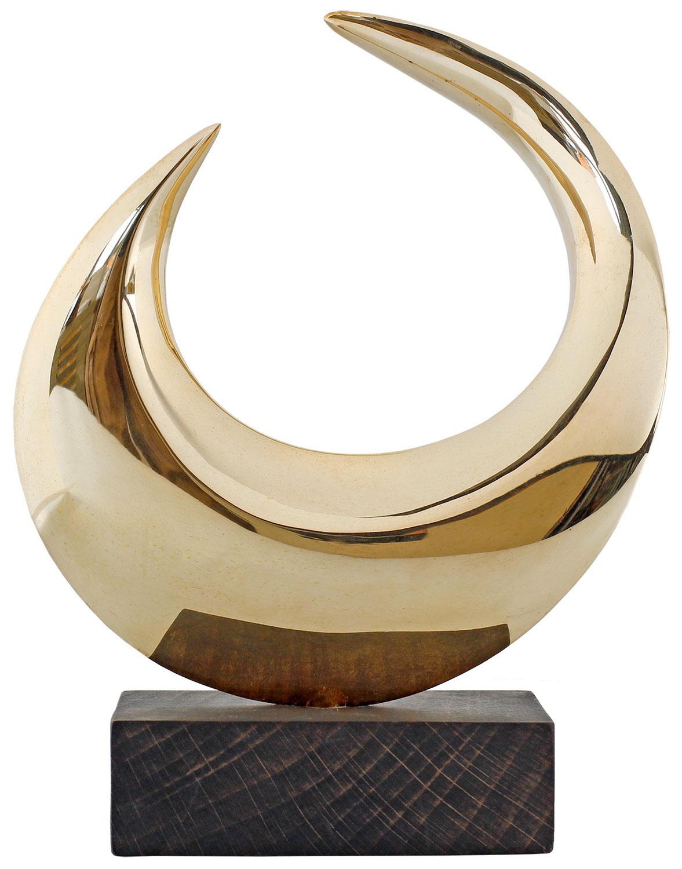 "Skulptur ""Balance"" (2009), Bronze"