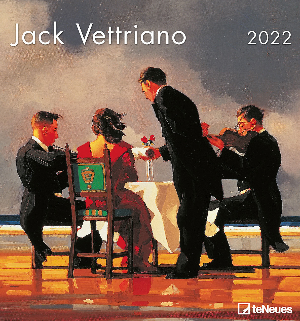 Künstlerkalender 2022
