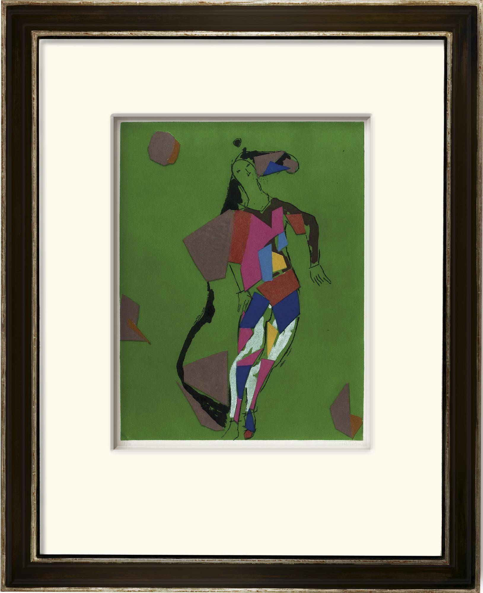 """Bild """"Arlecchino (Harlequin)"""" (1974)"""
