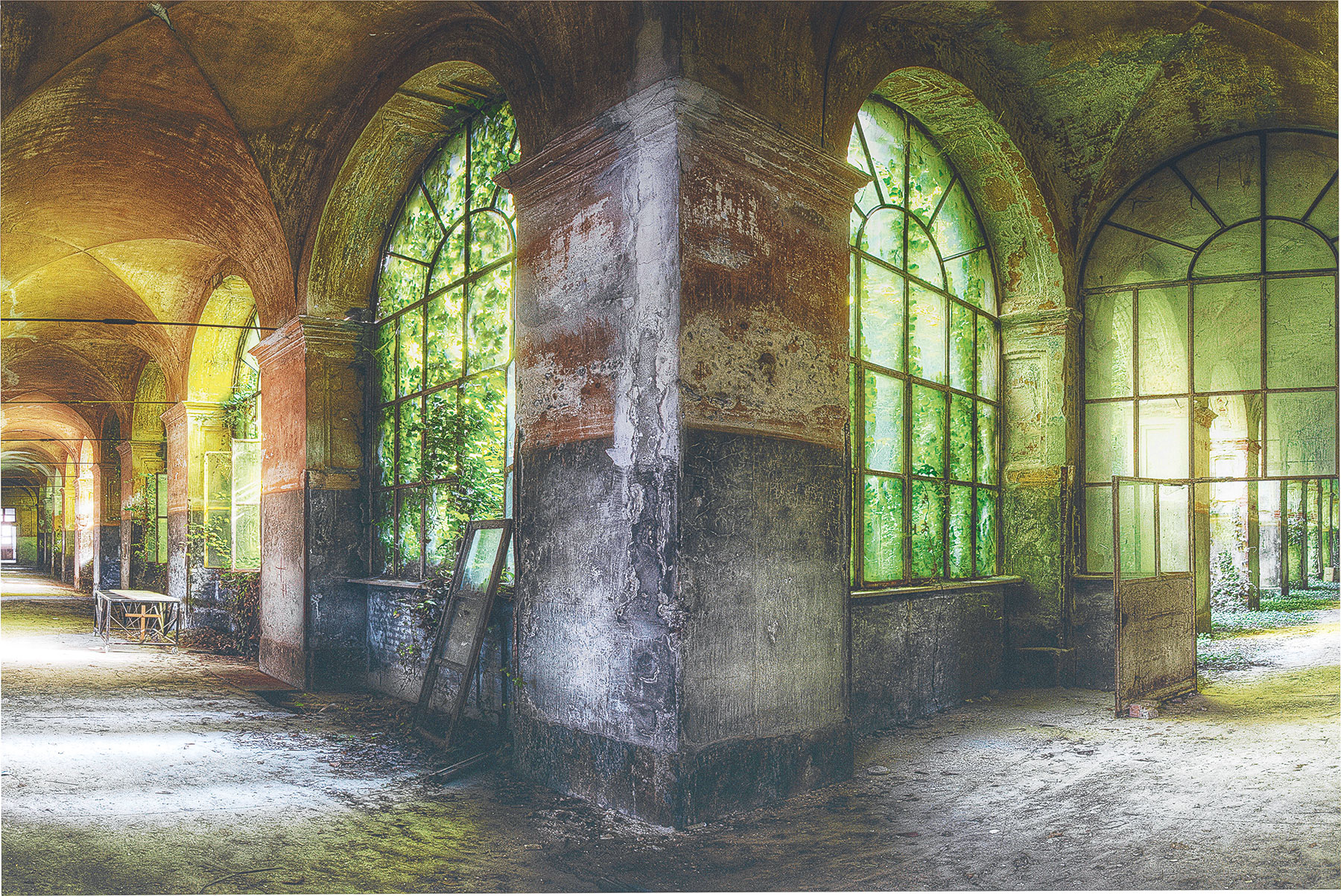Olivier Lacour: Bild 'Korridor'