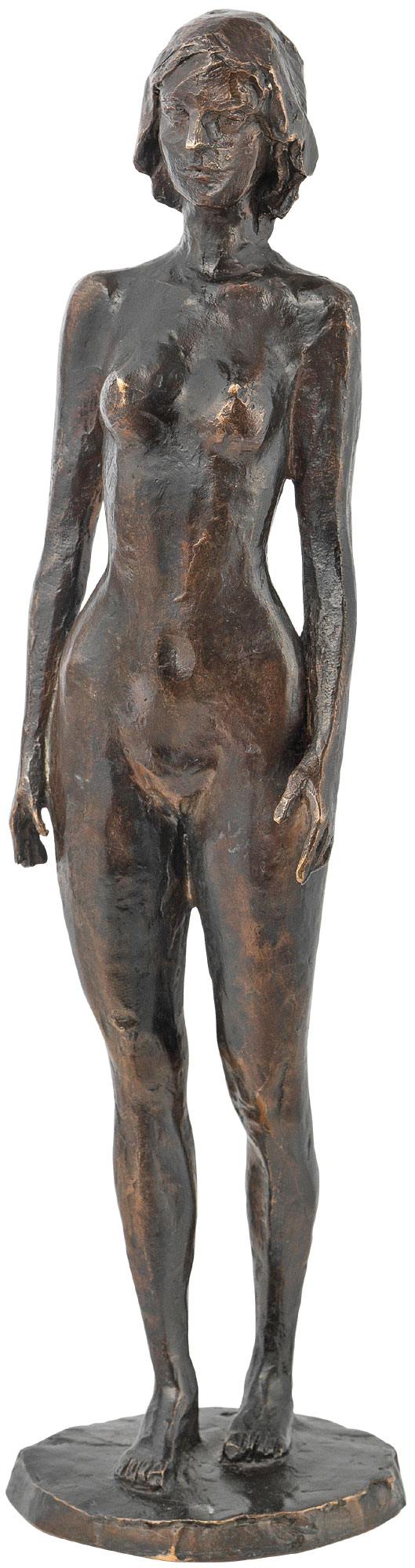 "Skulptur ""Parfum"" (2014), Bronze"