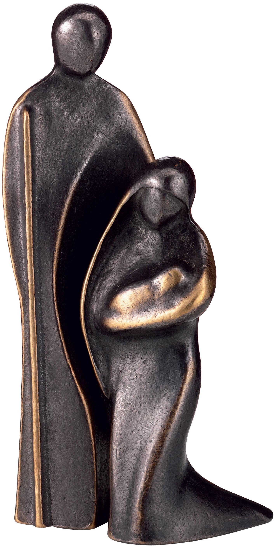"""Skulpturengruppe """"Die Heilige Familie"""", Bronze"""