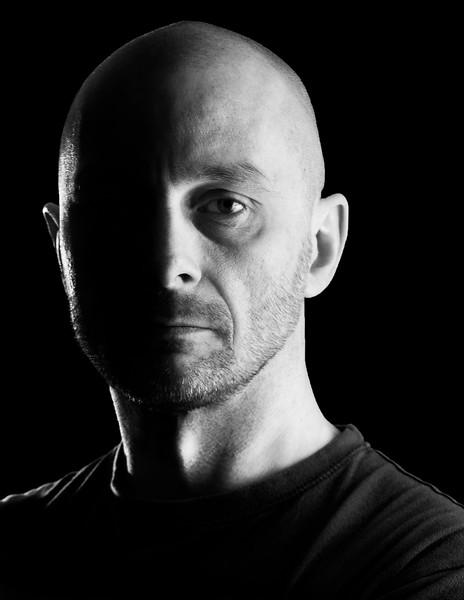 Porträt des Künstlers Oliver Lacour