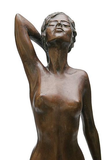 """Skulptur """"Eva"""", Bronze"""