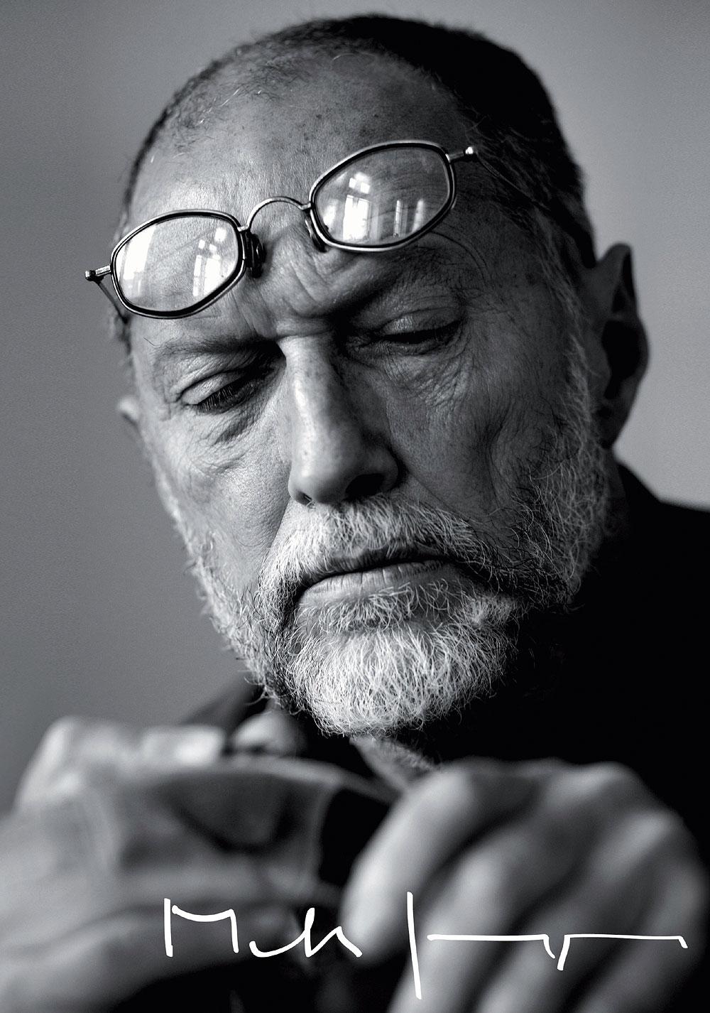 Porträt des Künstlers Mats Jonasson