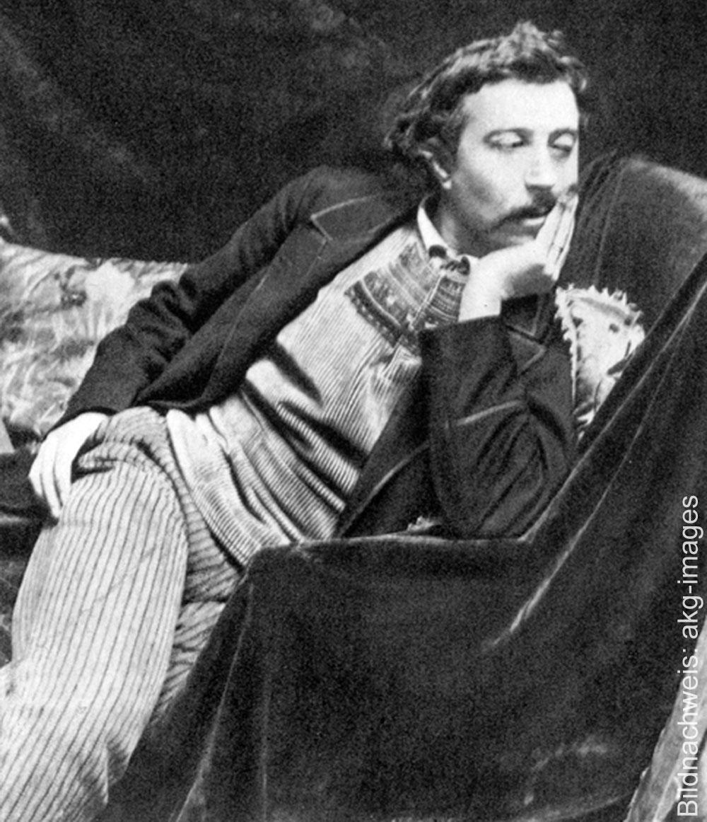 Porträt des Künstlers Paul Gauguin