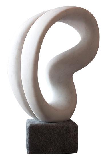 """Skulptur """"Laokoon"""" (2016) (Original / Unikat), Marmor"""