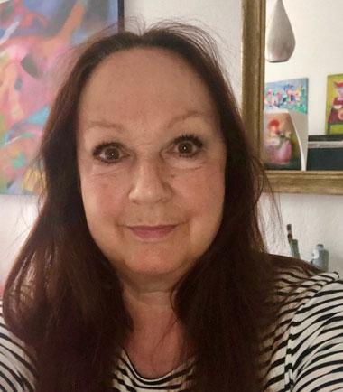 Porträt der Künstlerin Anne Samson