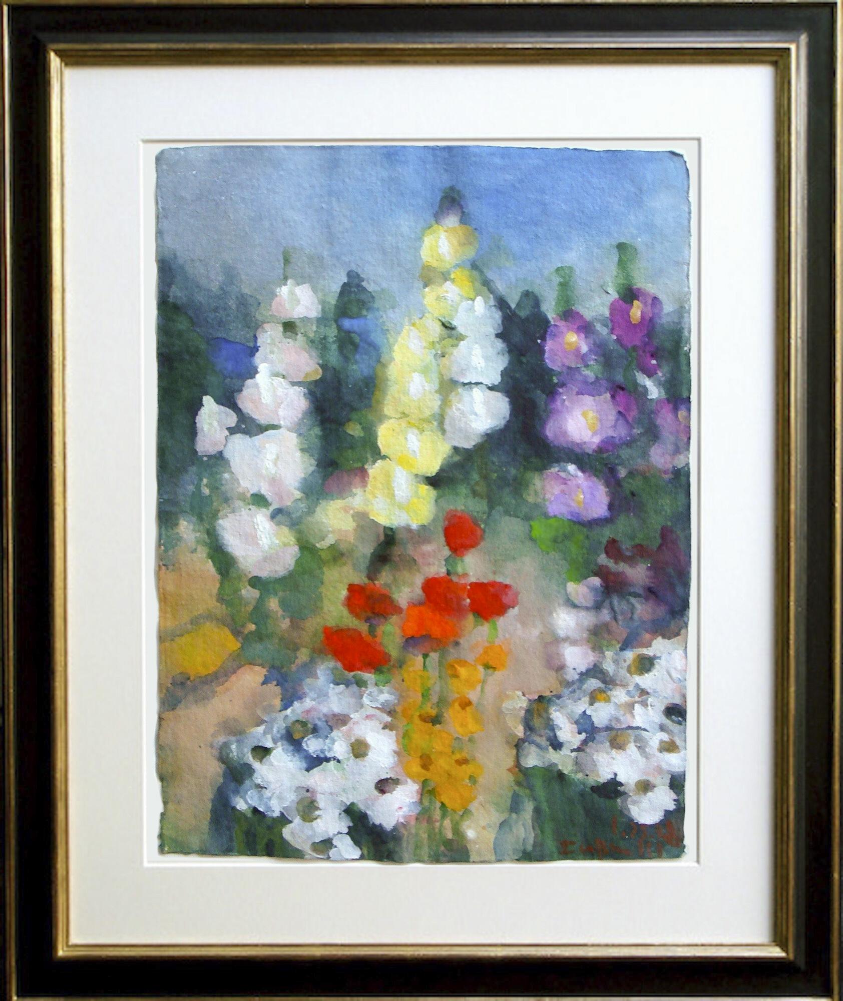 """Bild """"Gartenbild II"""" (2009) (Unikat)"""
