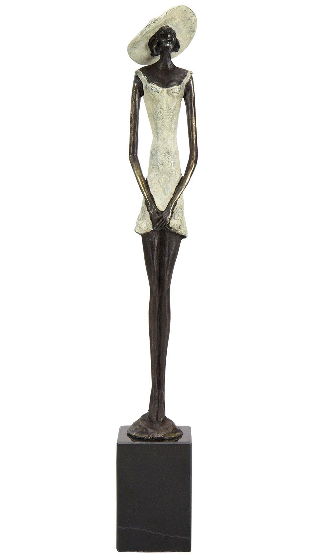 """Skulptur """"Art Nouveau Femme"""""""