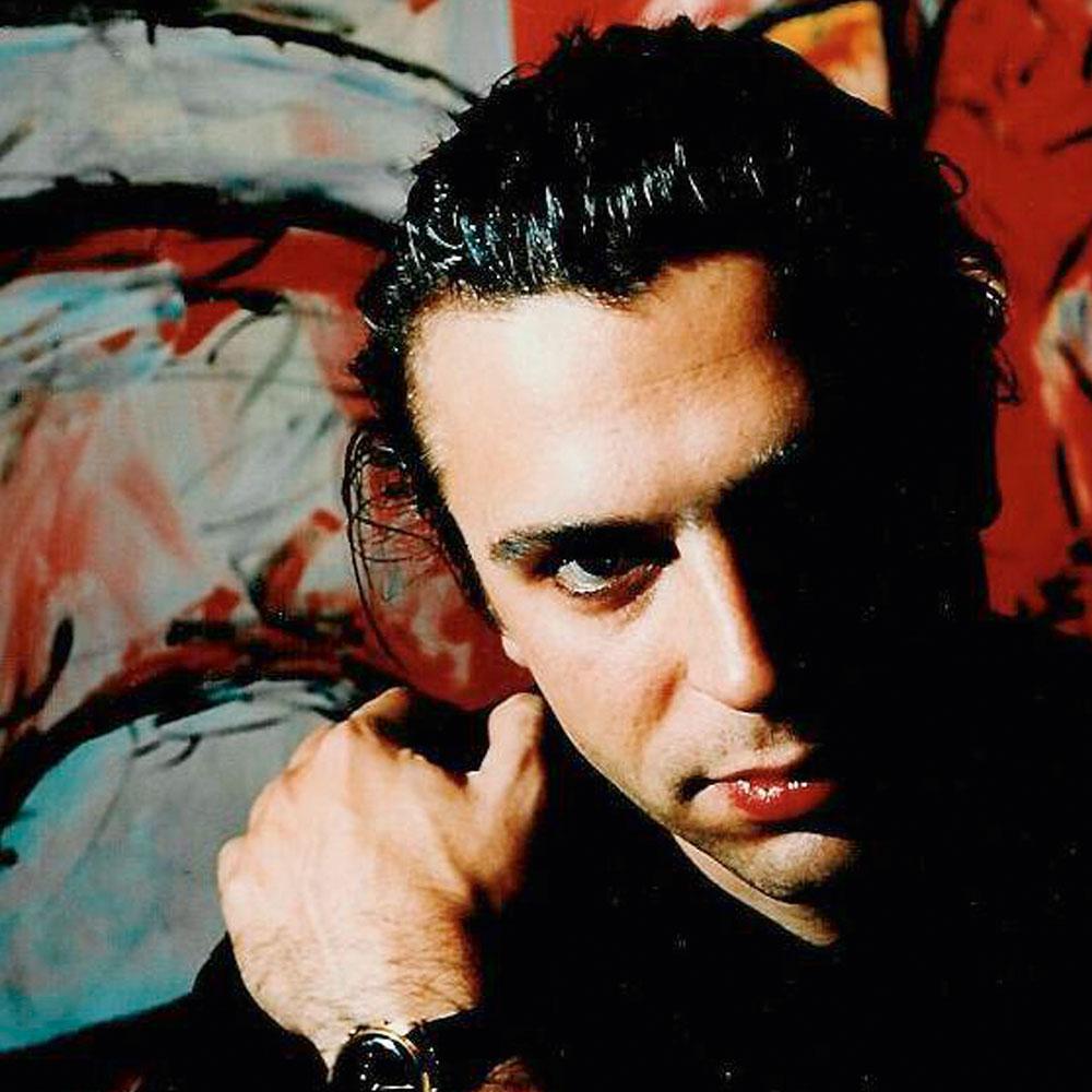 Porträt des Künstlers Michael Nonn