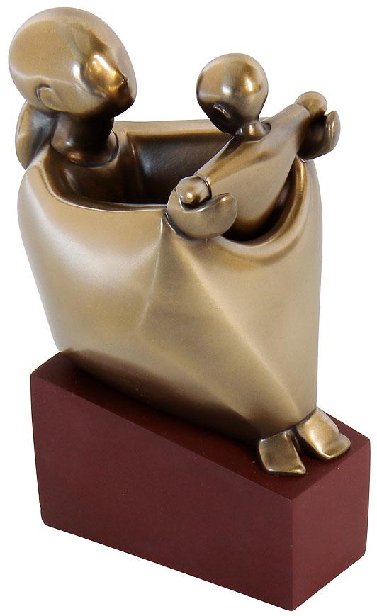 """Skulptur """"Symphony Allegro"""", Kunstbronze"""