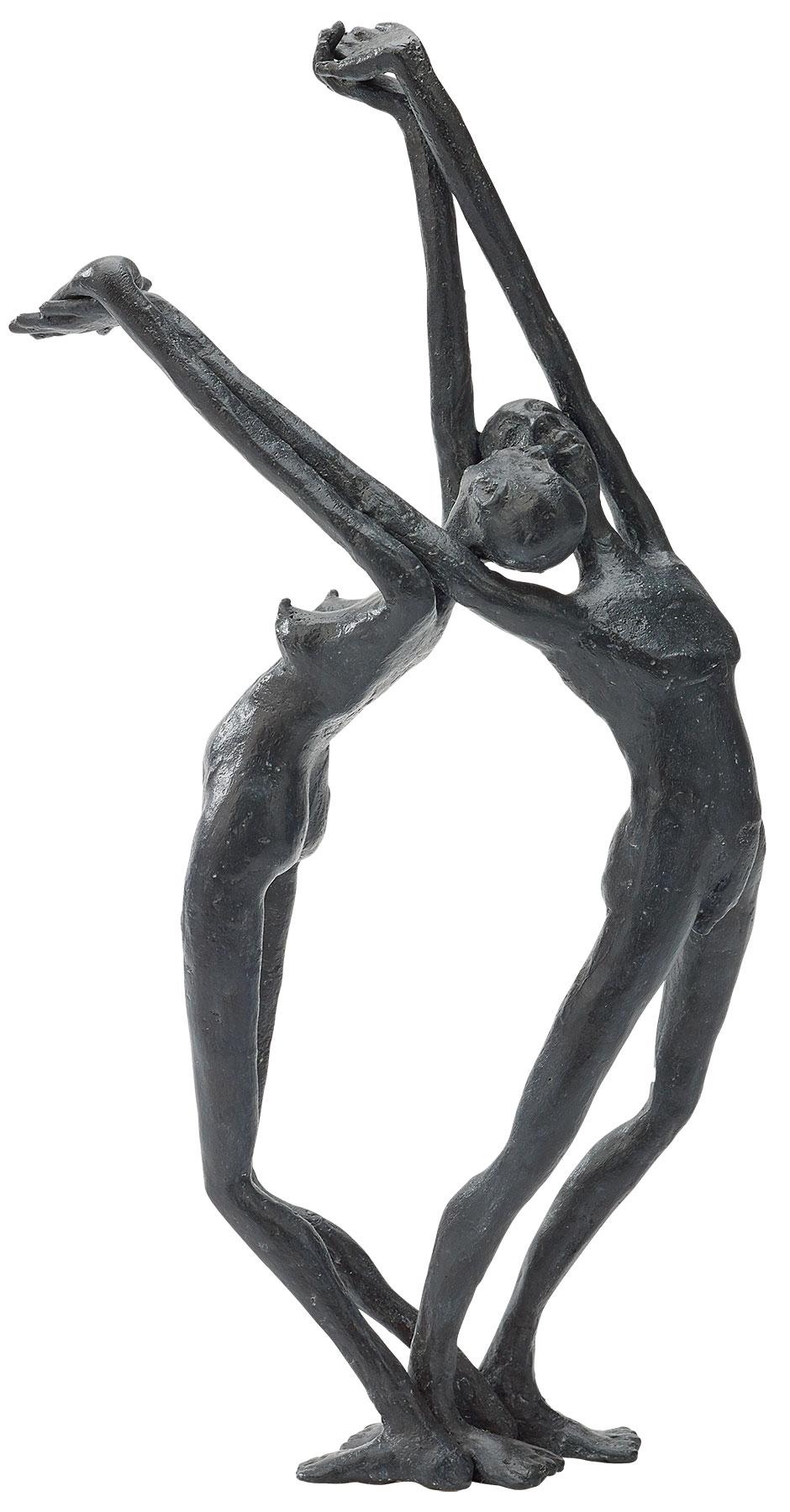 "Skulptur ""United"", Bronze"