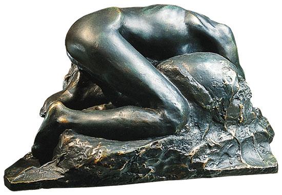 """Skulptur """"La Danaide"""" (1889/90), Version in Kunstbronze"""