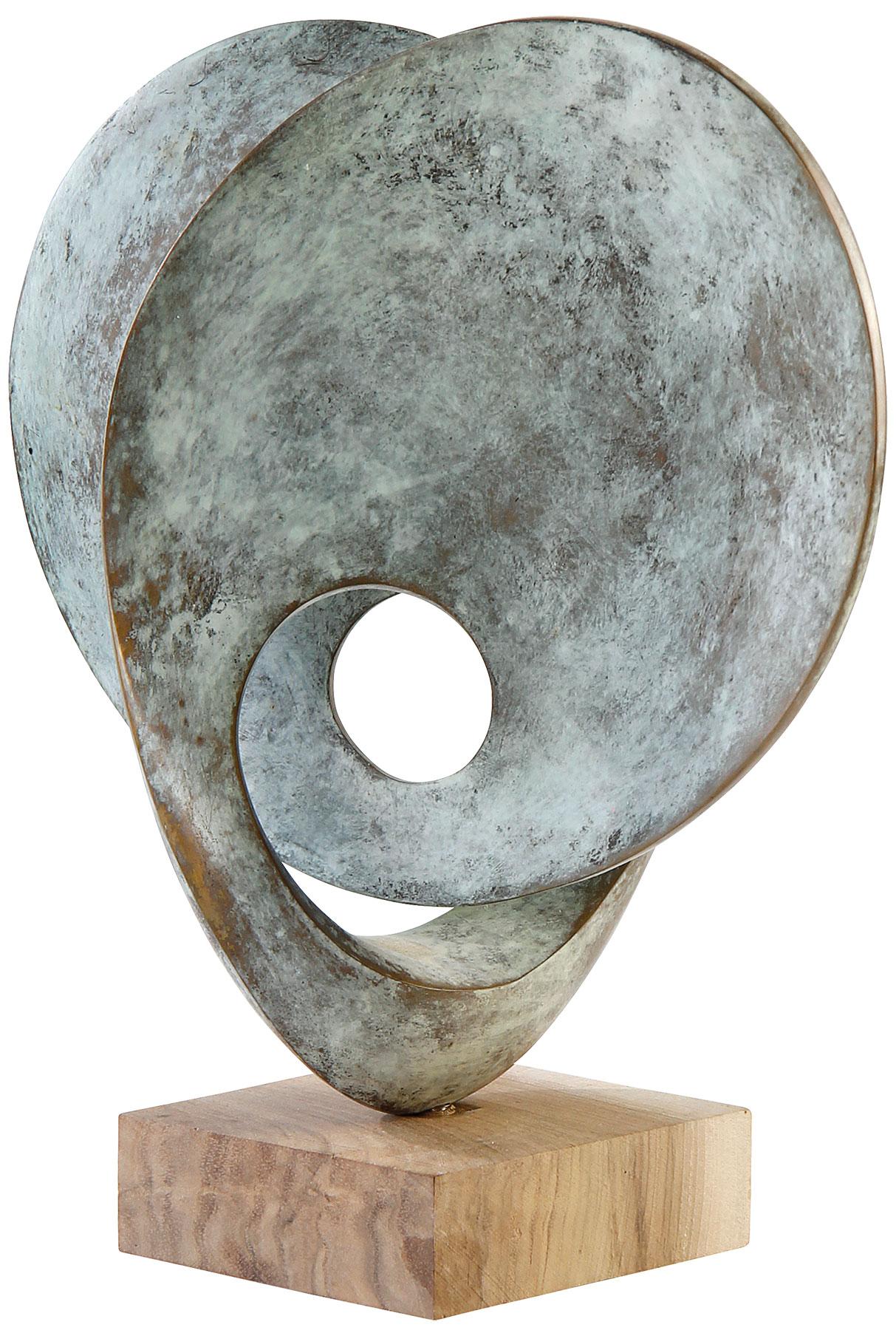"Skulptur ""Reise I"" (2015), Bronze"